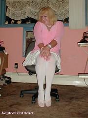 Ready to go! (Staci Ardmore) Tags: woman white trexler transgender toed toe tg swishy swish sweet stockings skirt sissy short shoes pretty polish pleats pleated pleat pink passable outfit open nail mascara makeup madeup little lipstick lips legs kaytrex karen hot high heels hair girly girlie girl foxy fox femmy feminized feminine face eyes eyeliner earrings dressy dressed dress cute curls chick bracelet blue blonde bangs babe attractive dressedup dolledup