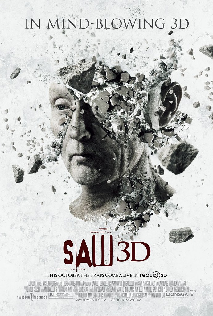 Saw 3D 2010 slasher horror film