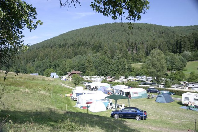 5-Sterne Camping