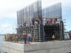 Contern Construções Comércio Ltda, Ponte sobre o rio Vaza Barris, SE.