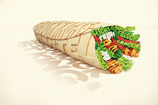 Burger King - Wrap