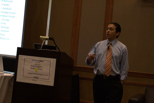 Optimization Summit Dallas TX Sept 2010 #optsum