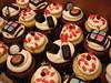 """Coisas de """"Mulherzinha""""..... (Confetti & Cupcakes) Tags: cupcakes sombra maquiagem lips confetti blush boca pompéia batom drika estojo novaes gostosos decorados"""