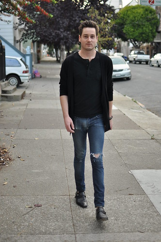 boyfriend's outfit