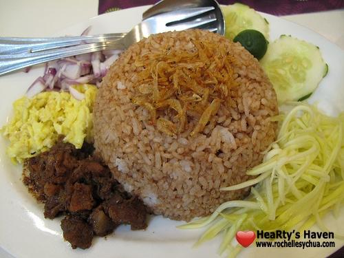 jatujak bagoong rice
