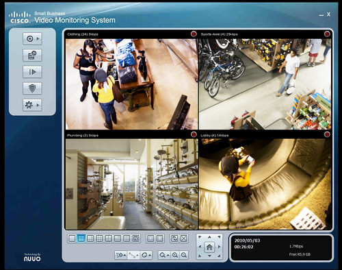 Cisco Advanced Video Monitoring System (AVMS)