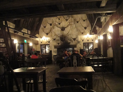Restaurants in Sitcoms and Movies - Harry Potter - Hog's Head