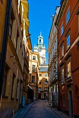 Gamla Stan (Patrick Theiner) Tags: city geotagged sweden stockholm schweden sverige suecia lightroom svezia nikond80 nikon18200mmafsvrdx patricktheiner wwwtheinername
