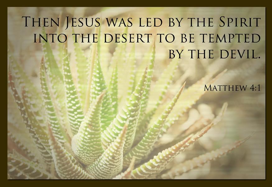Matthew 4:1