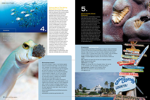Cayman Aggressor for Duikmagazine, pages 7&8