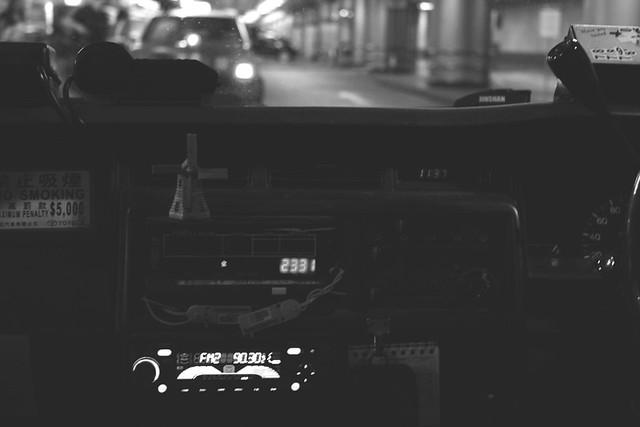 Kill me taxi driver