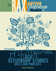 Rax Active Citizenship book cover