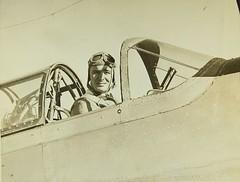 Thaw , Russell (San Diego Air & Space Museum Archives) Tags: aviation flight aviator thaw aeronautics testpilot evelynnesbit nesbit sandiegoairandspacemuseum harrythaw sdasm evelynthaw russellwilliamthaw russellthaw russellwthaw