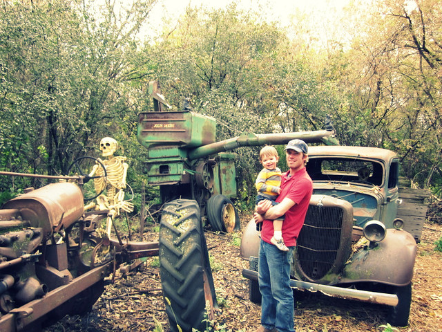 skelton tractor