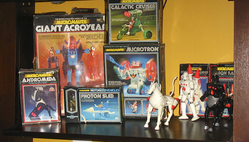 Pulling out more Micronauts