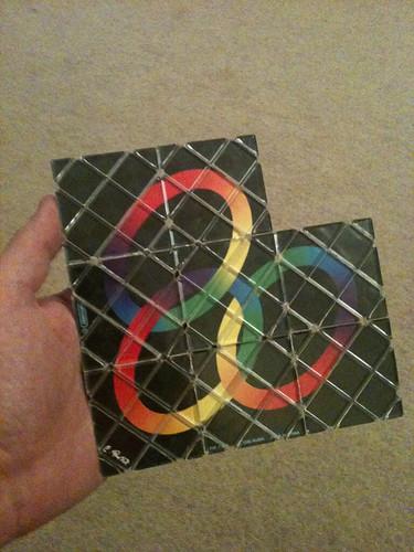 Rubiks rings complete
