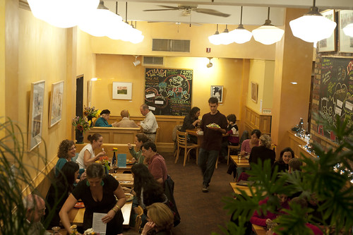 Moosewood Restaurant-Warmth in the Cold
