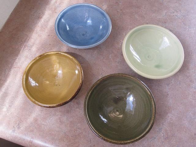 Mise en place bowls