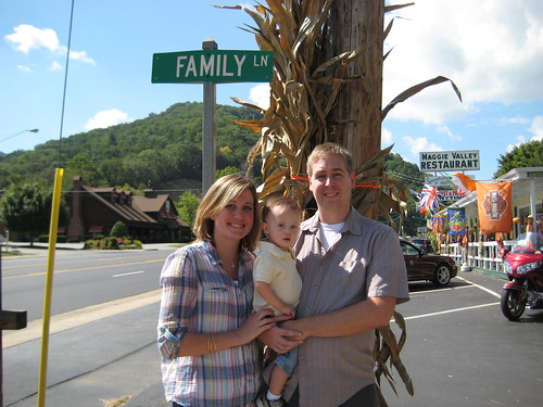 Family Lane, Maggie Valley NC