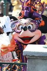 """100926 Tokyo DisneySea """"Mousequerade Dance"""" ( (nagi)) Tags: japan chiba  minniemouse tokyodisneysea tds tdr  tokyodisneyresort   mousequeradedance"""