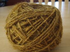 9-27 Onion Skin Nepalese Wool