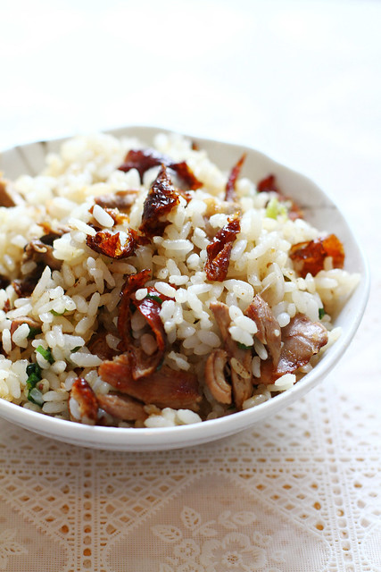 Roast Duck Fried Rice