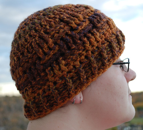 Autumn Basketweave