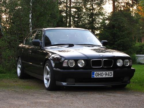 Bmw 535i E34. BMW e34 535i