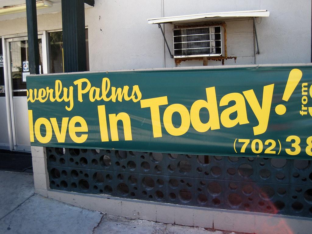 Beverly Palms Hotel, Las Vegas, NV