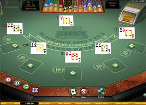 Perfect Pairs Blackjack Gold Series