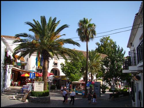 Plaza de la Constitución de Mijas (2)