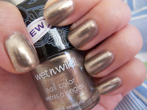 NOTD: Wet 'n Wild Craze in Shield