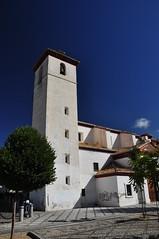 Iglesia de San Nicolas, Albayzin