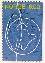 beautiful stamp Noreg Norge timbre postes postage 6.00 kr. blue Norwegen Briefmarken francobollo sello selos Norway marka mapka postzegels zegels (stampolina) Tags: blue norway azul postes norge blu stamps skandinavien azure norwegen norwegian bleu porto noruega blau azzurro  mavi postage franco norvegia biru bleue norvege revenue philately vis selo marka bl sello noreg filatelia norvge sininen briefmarken scandenavia  frimrken     francobollo escandinavia timbres scandinavie timbreposte bollo    philatelie modr   azzur   muxanh philatlique  estampill frankatur  bollato postapulu azzurroazul jyu   yupiouzhu nuwi