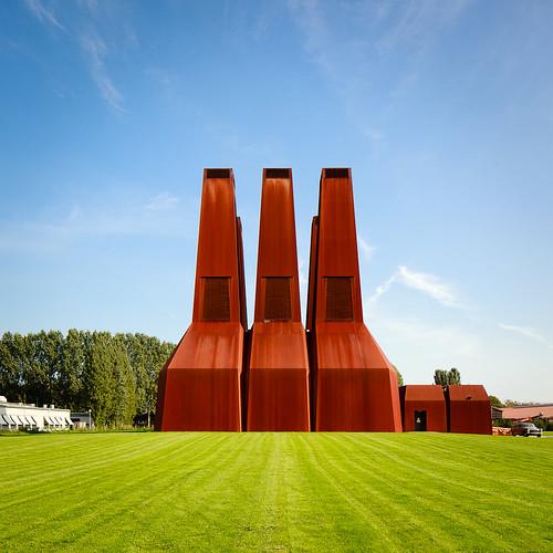 Usina elétrica 'WKK', Utrecht, Holanda