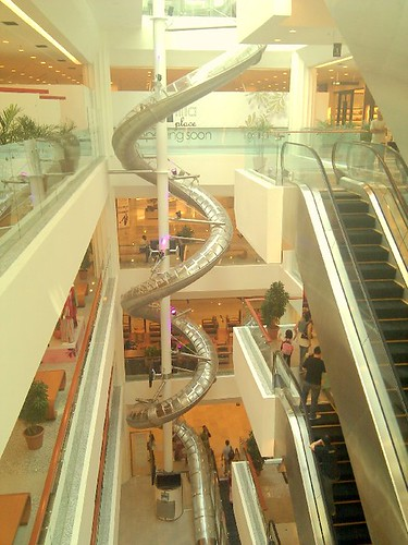 Empire Shopping Gallery - Lex Slide 5 storeys
