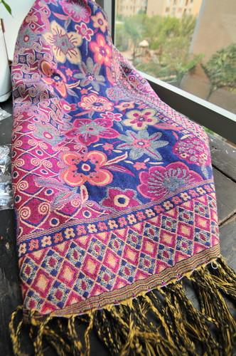 Naxi scarf