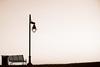 Dusk  |  Mississippi River, Baton Rouge (.I Travel East.) Tags: life light sepia river mississippi nikon louisiana dusk east batonrouge mississippiriver duotone nikkor lucio 70200mm batonrougelouisiana itravel nikkor70200mmf28vr nikond700 itraveleast