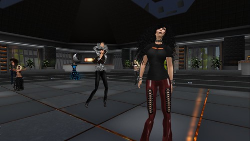 raftwet, coca at dj Calrek Nansen party