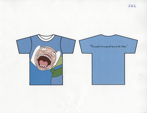 T-shirt Roughs #22