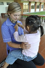 HIV Orphanage   Volunteer Thailand