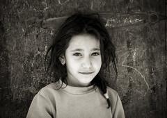 Young yemeni girl - Yemen (Eric Lafforgue) Tags: street portrait people girl childhood h