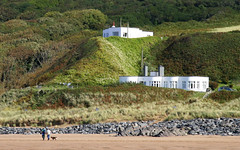 Putsborough (mind the goat) Tags: putsboroughmodernistbeachsandswhitestanthony