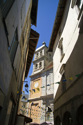 Briançon, the Church