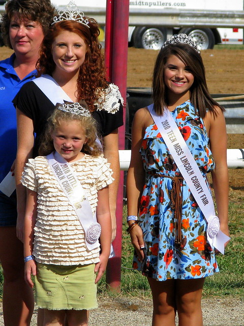 2010 Lincoln Co. Fair: Pageant Winner