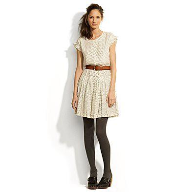 alexa chung betty tea dress