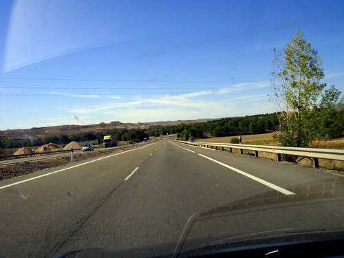 Spain: on the road to madrid
