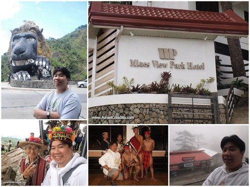 baguio cover collage