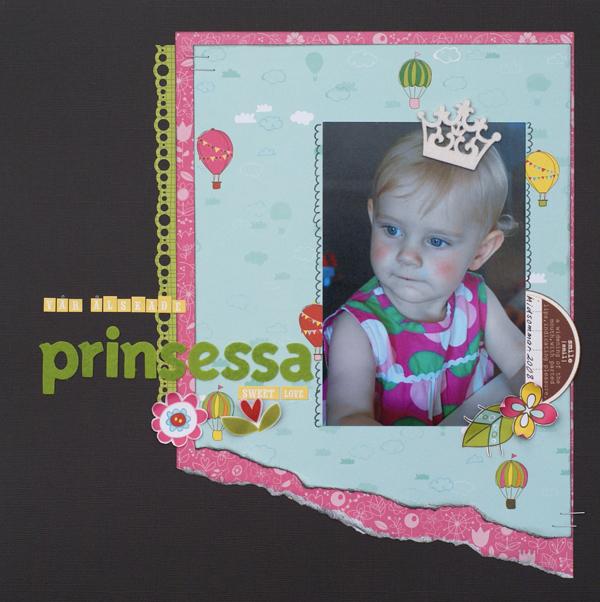 vår älskade prinsessa