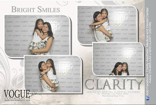 clarity-vogue photo, photobooth